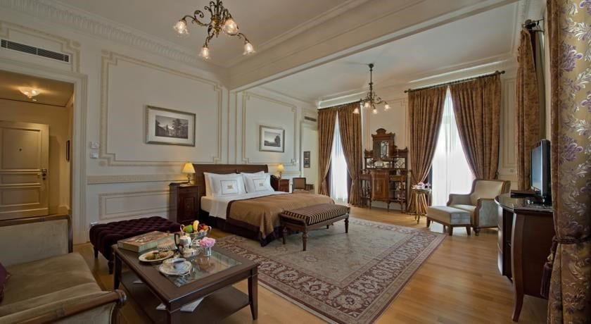Pera Palace Istanbul Suite