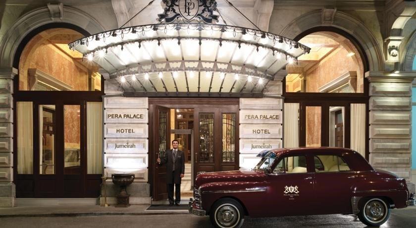Pera Palace Luxury Hotels Istanbul