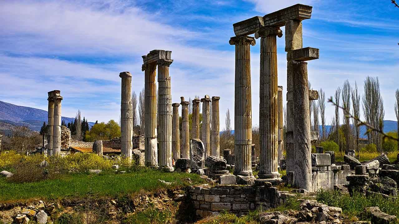 Aphrodisias Tour  The Beauty of Aphrodite