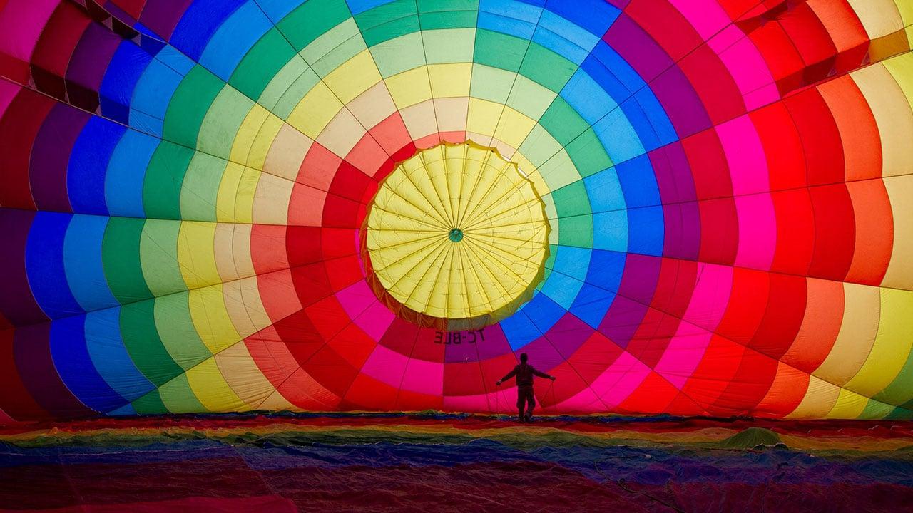 Ballooning Photo Cappadocia