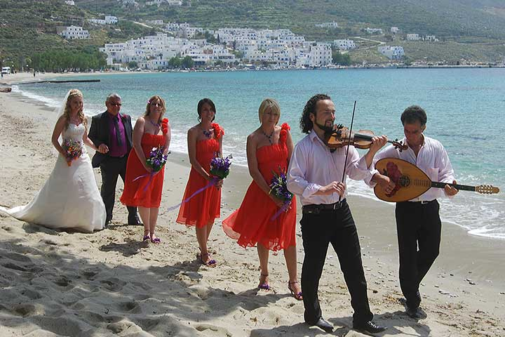Beach Wedding Turkey Greece