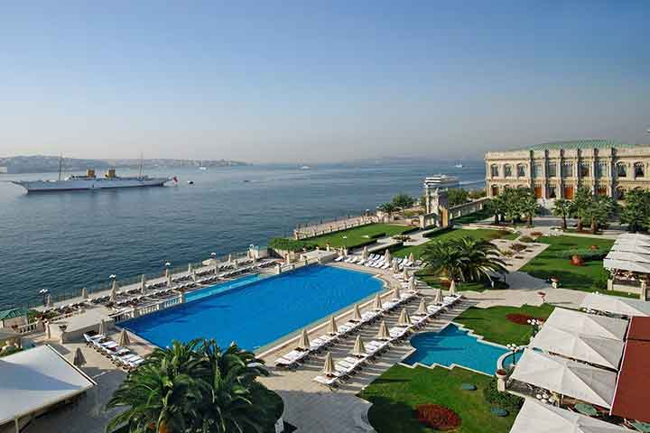 Ciragan Palace Honeymoon Istanbul