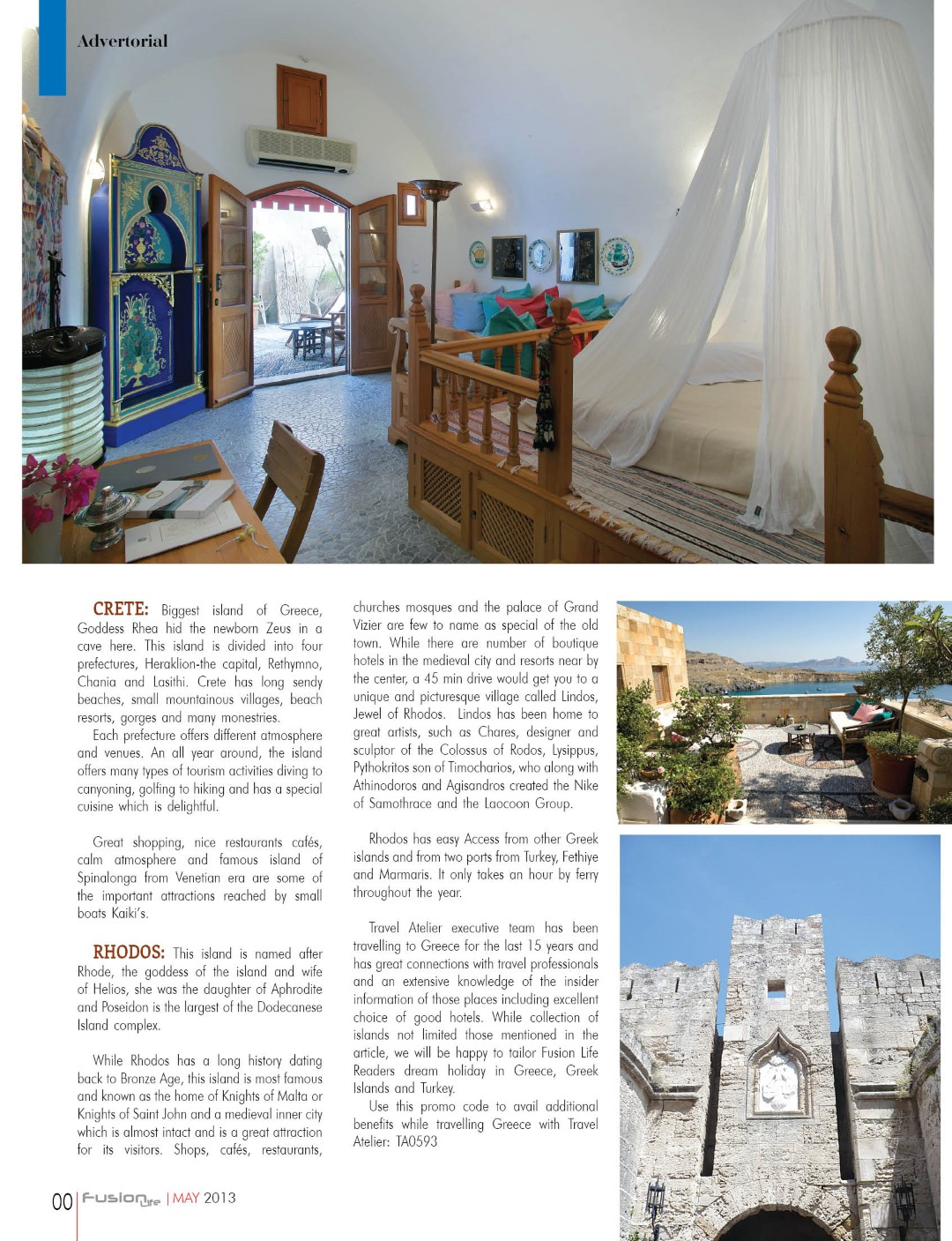 Fusion Life Magazine Cappadocia