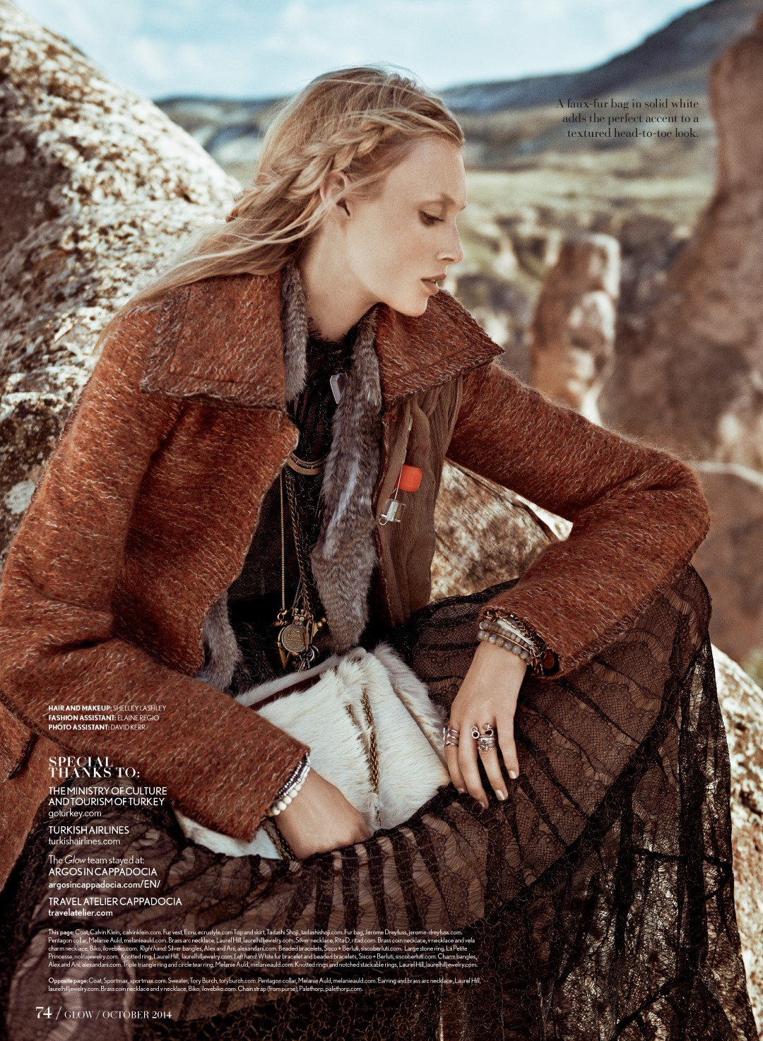 Glow Magazine Cappadocia