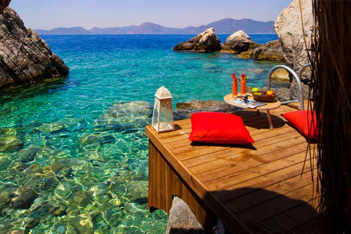 Luxury Honeymoon Hotel Bodrum Turkey