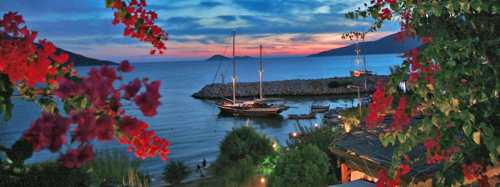 Luxury Mediterranean Hotels Turkey