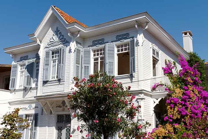 Prince's Island Istanbul Houses