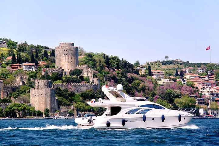 Bosphorus Cruise Rumeli Fortress
