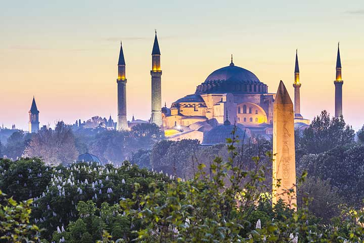 Istanbul Marmara Region Turkey
