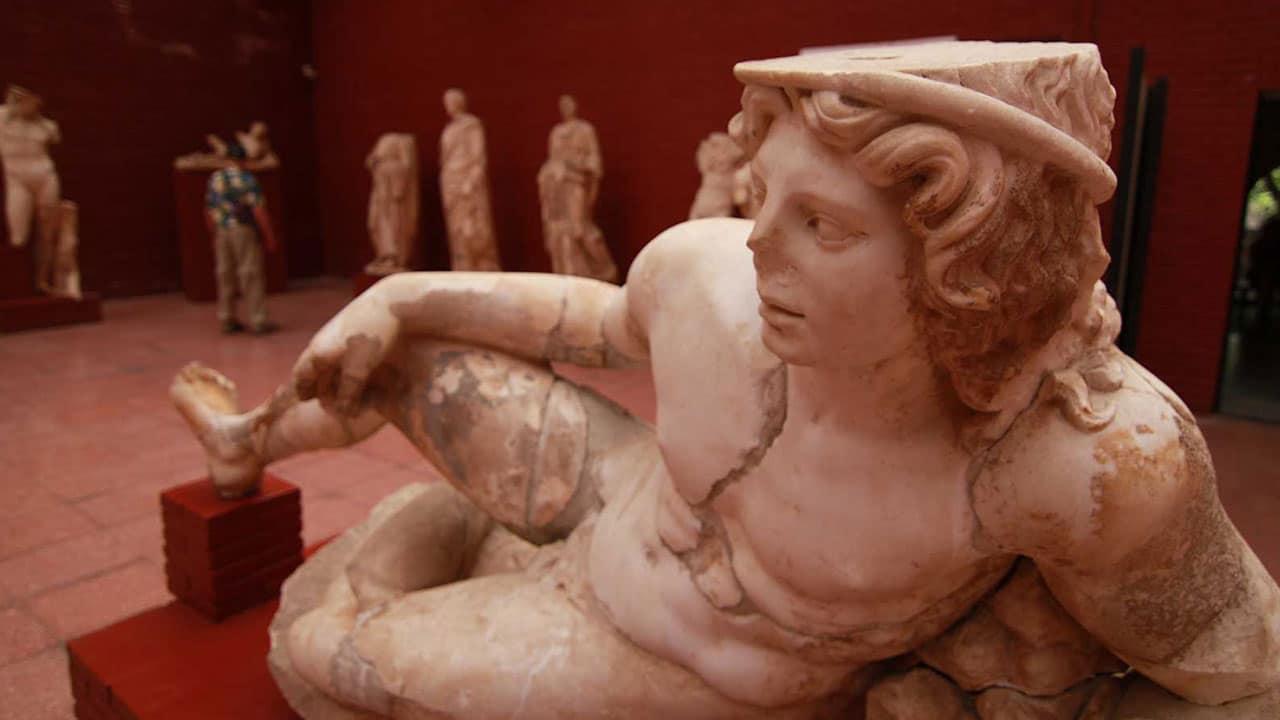 Selcuk Museum Kusadasi Turkey