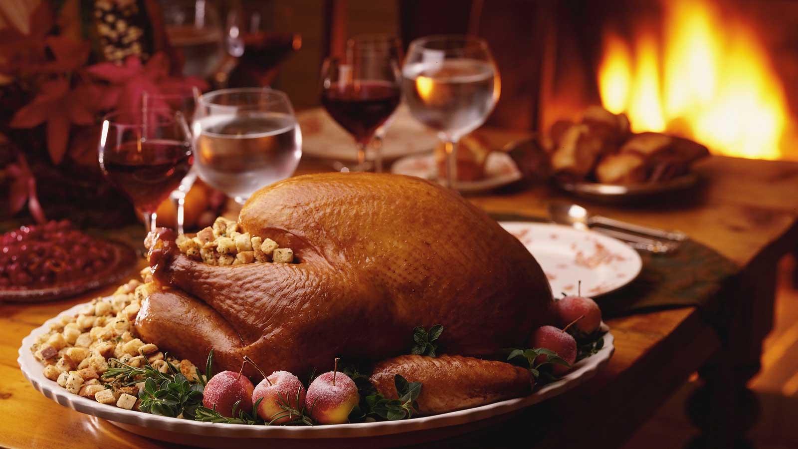 Turkey Thanksgiving Travel