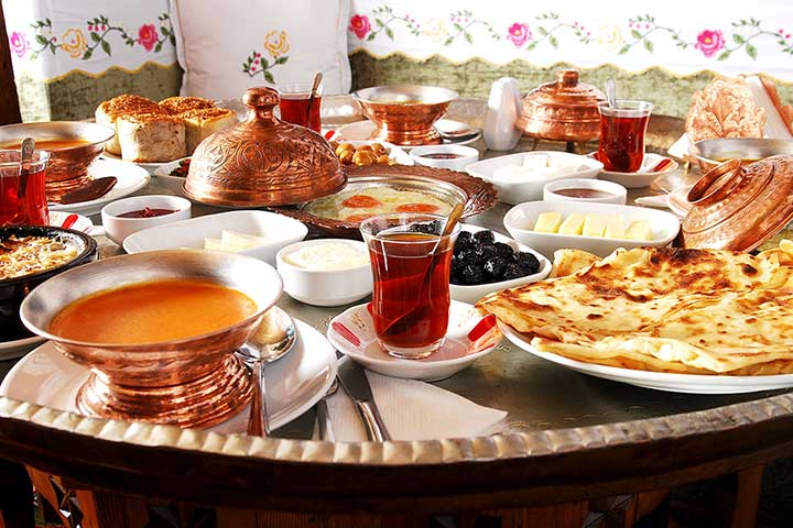 The story of turkish food cuisine culture for Atelier cuisine tours