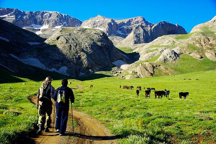 mountaineering-bolkar