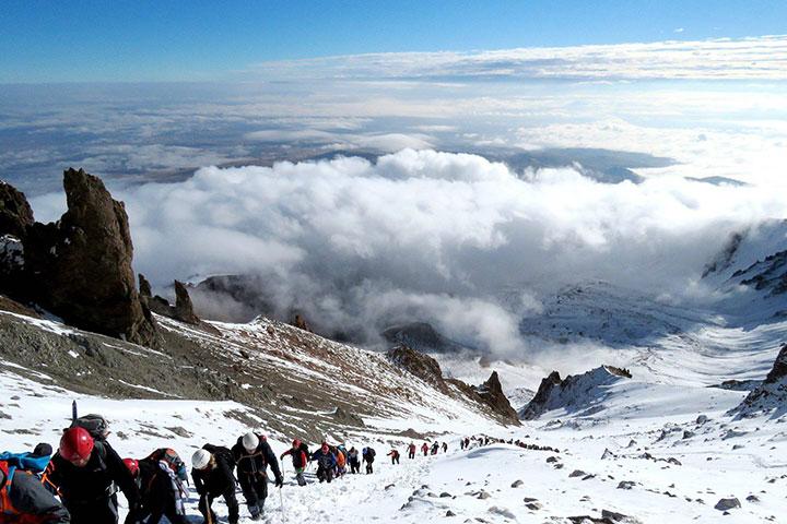 mountaineering-erciyes-kayseri