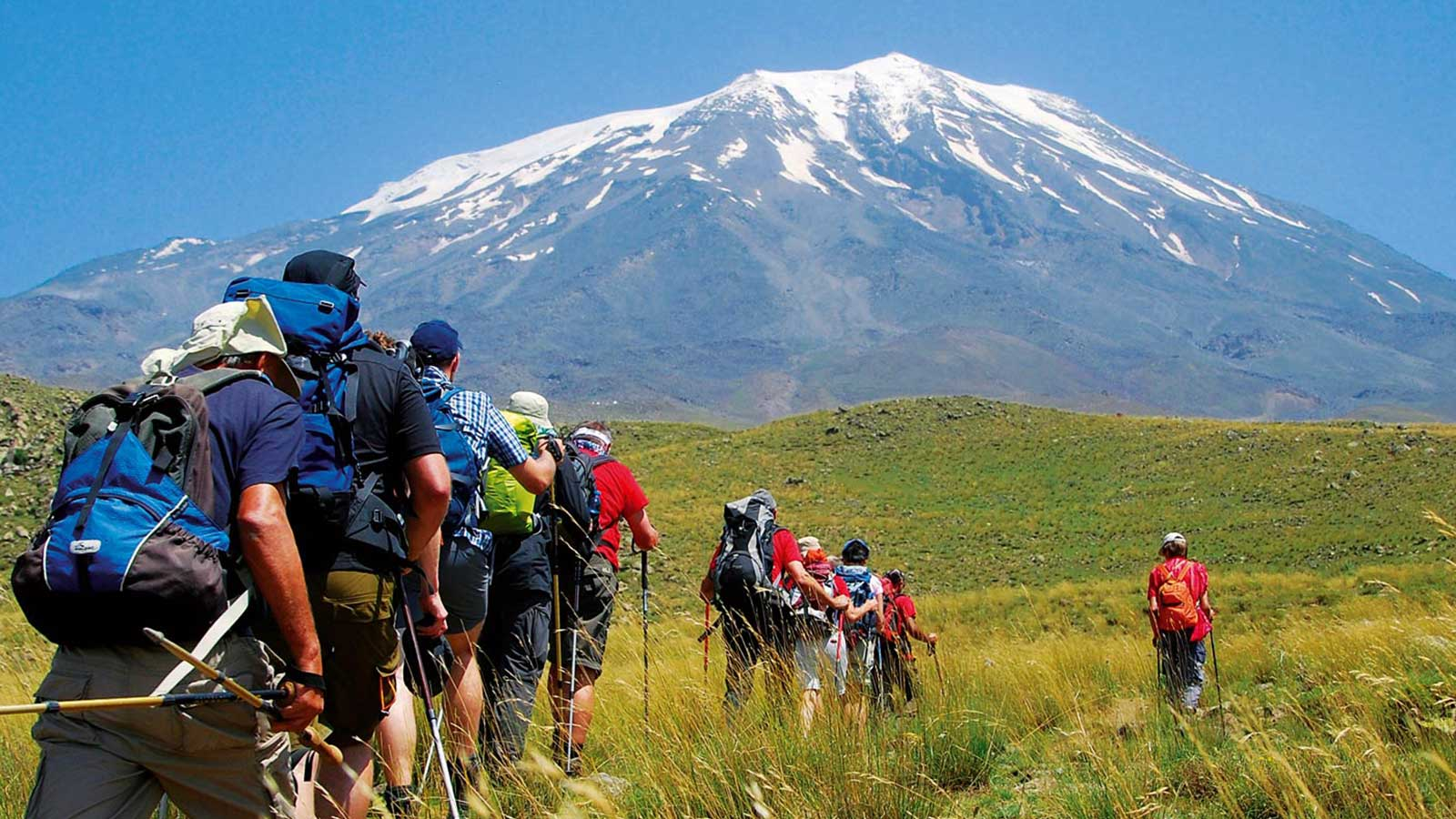 Mountaineering in Turkey