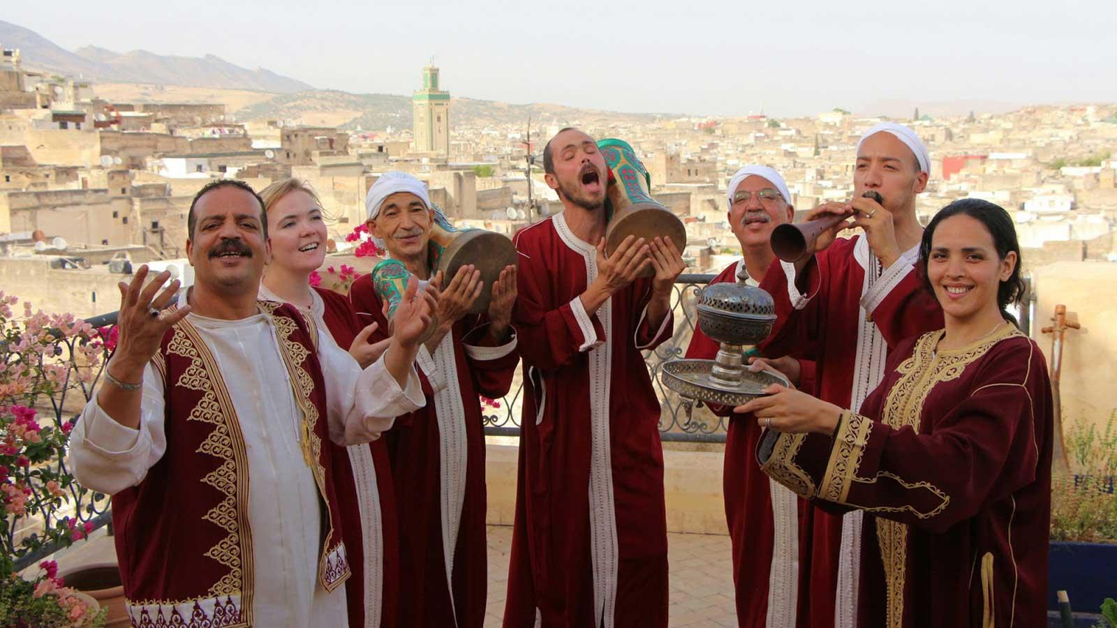 Fez Morocco Sufism