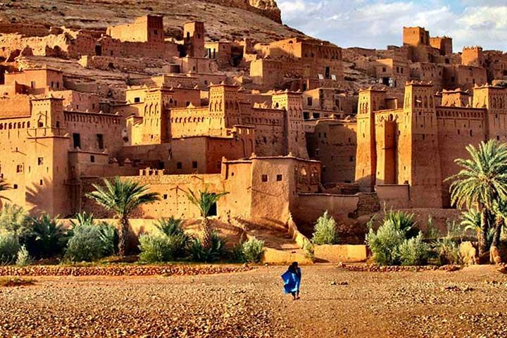 Berbers City Morocco