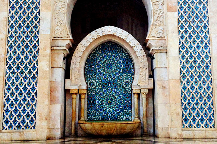 Hassan Mosque Morocco