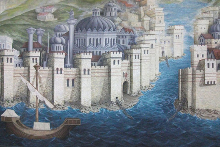 capital-eastern-rome-byzantine-empire-istanbul