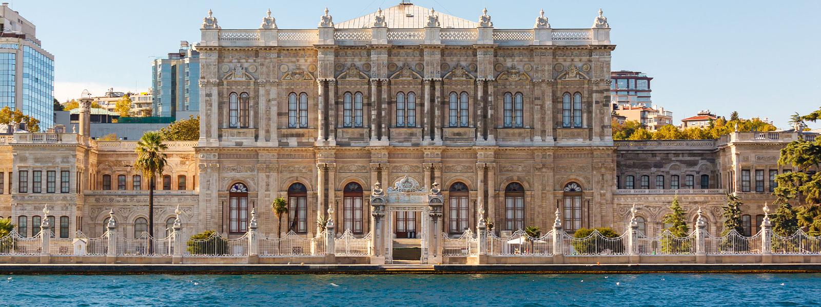 Dolmabahce Palace, Istanbul Turkey