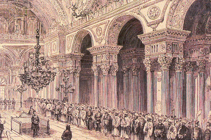old-dolmabahce-palace