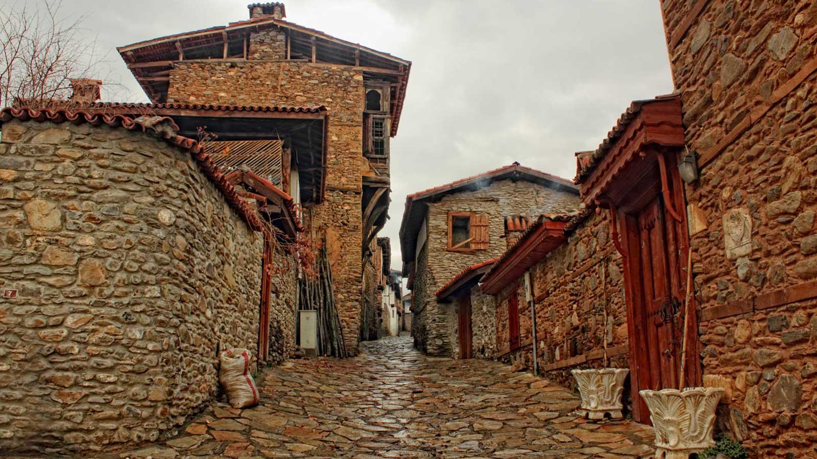 Birgi - Odemis in Izmir, Turkey