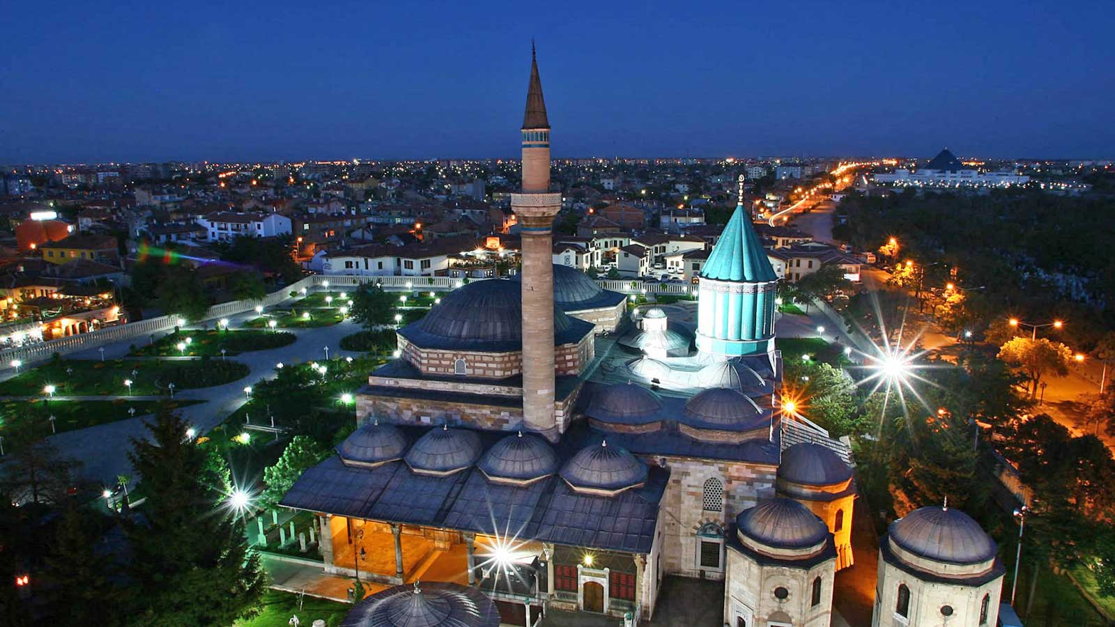 Places to Visit in Konya, Turkey