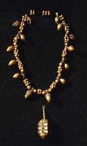 Gold Necklace Gordium Phrygia