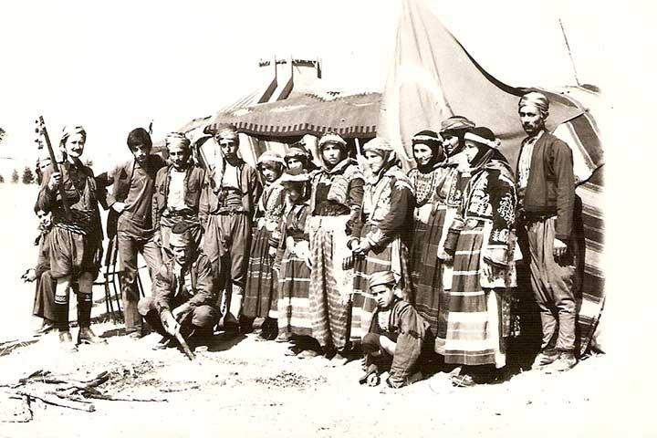 Yoruk Nomads Bakraz Turkey