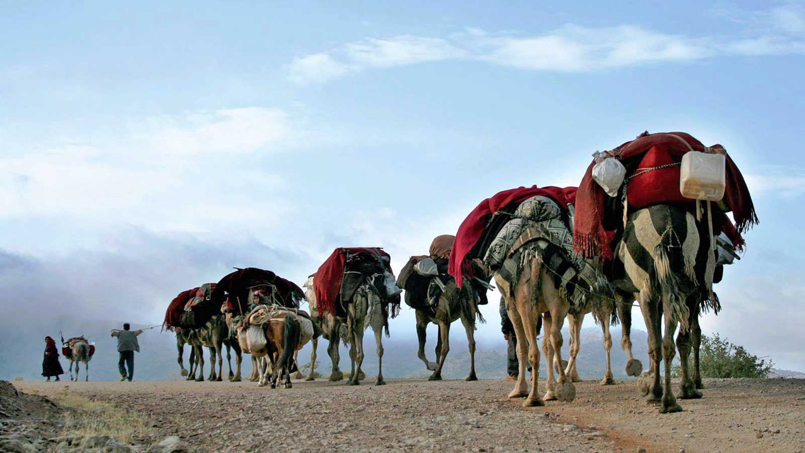 Yoruk Nomads in Turkey