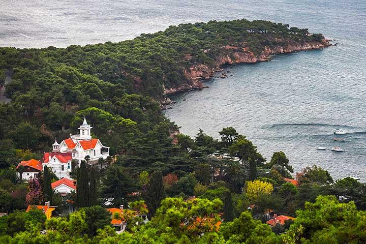 Beautiful Princes Islands