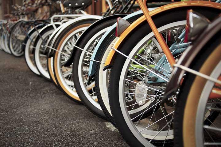 Princes Island Rental Bicycles