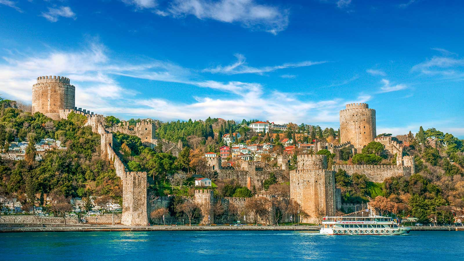 The City Walls of Istanbul