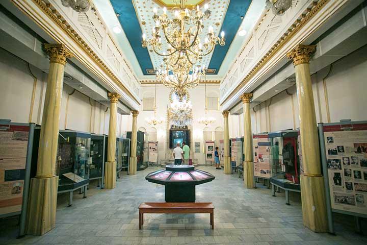 Museum of Turkish Jews in Istanbul