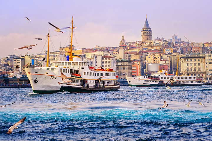 Essential things to do in Istanbul