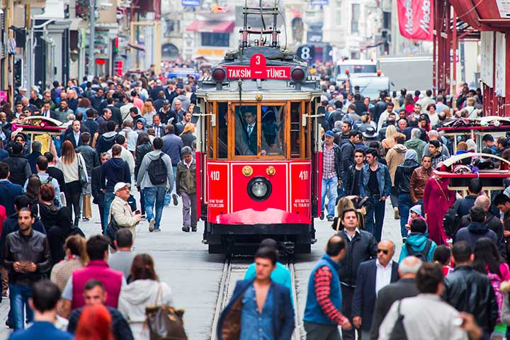 Istanbul Things to do List
