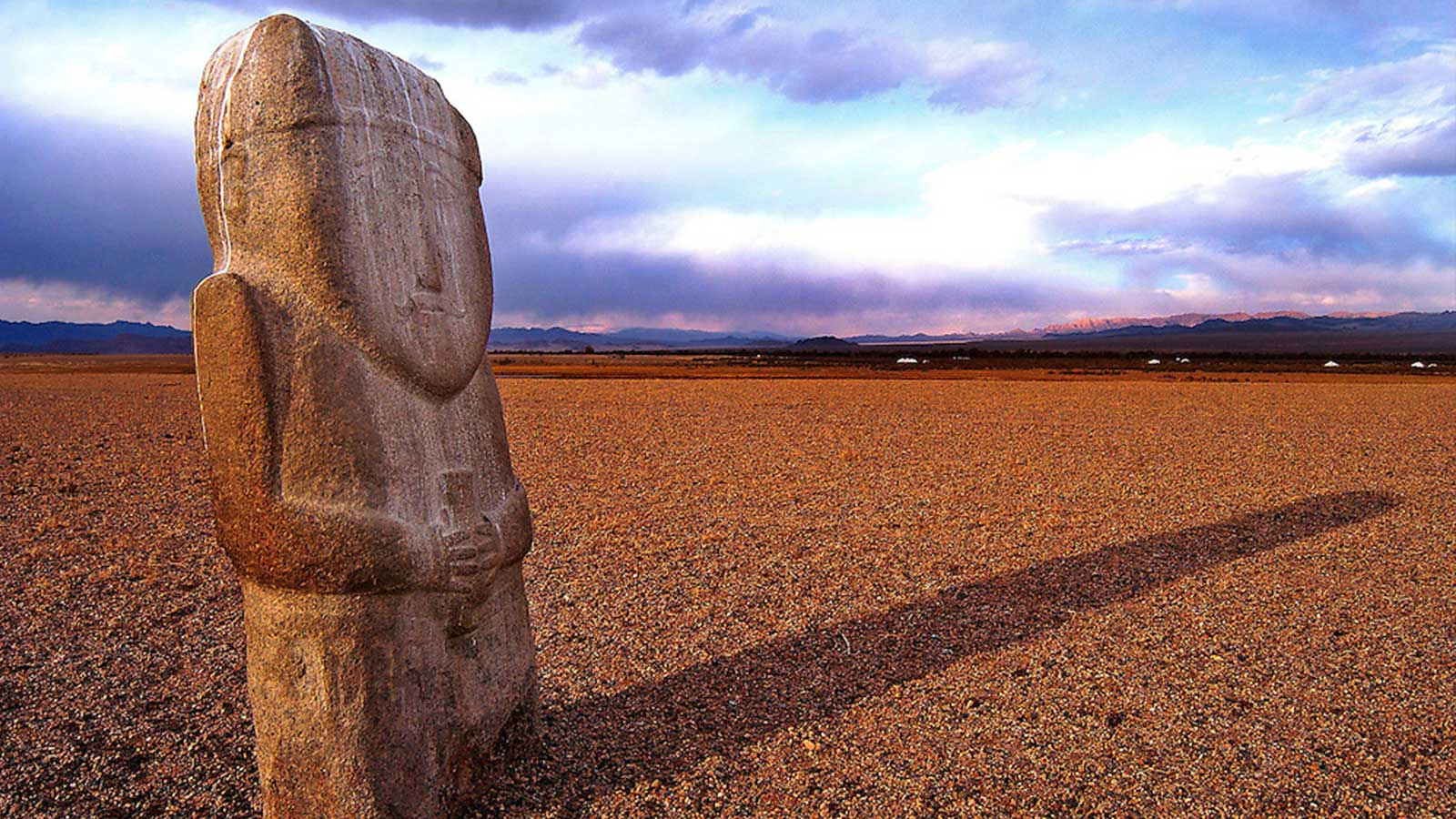 Turkish Monuments in Mongolia